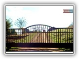 Spring hill Ranch Gate